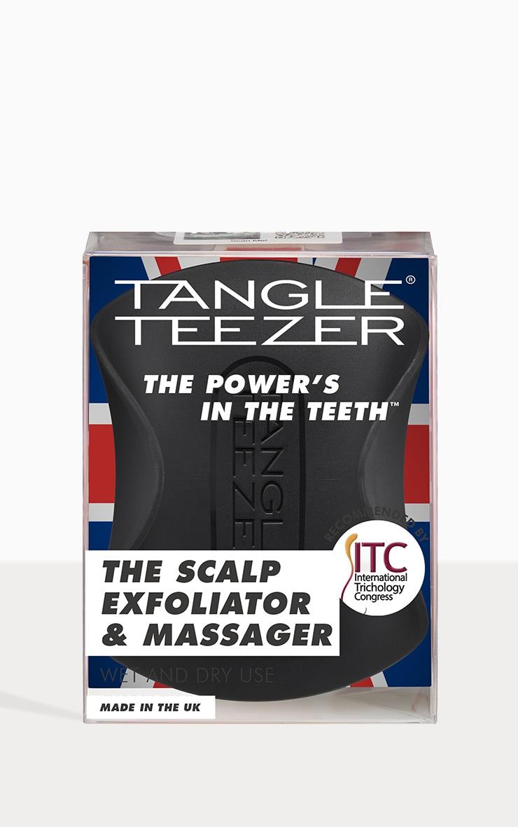 Tangle Teezer The Scalp Exfoliator & Massager Oynx Black 1