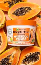 Garnier Ultimate Blends Hair Food Papaya 3-in-1 Damaged Hair Mask 1