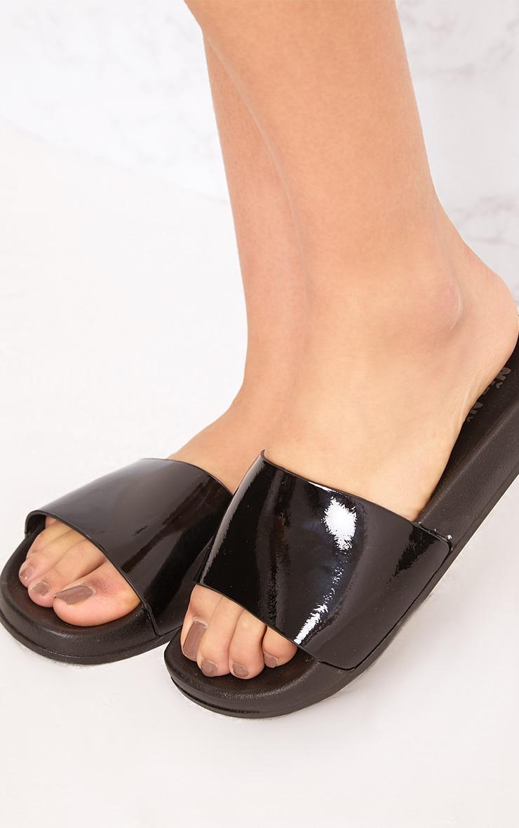 Brigette Black Sliders 5