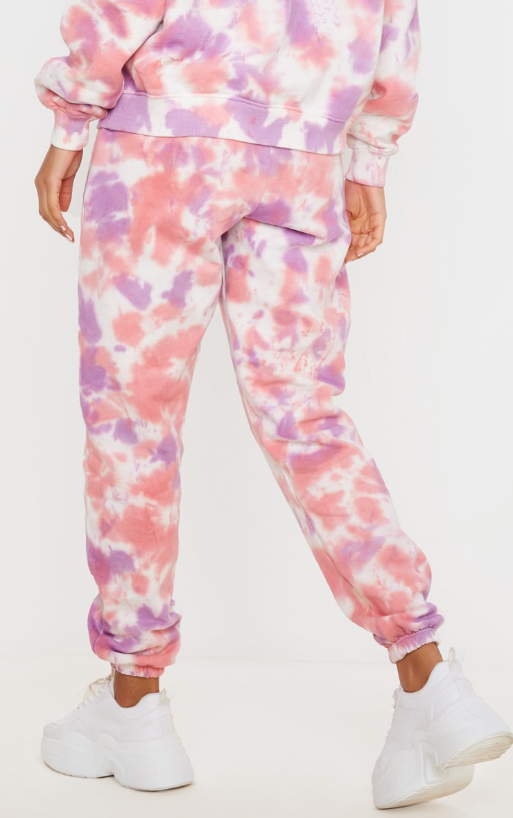Multi Tie Dye Sweat Joggers 3