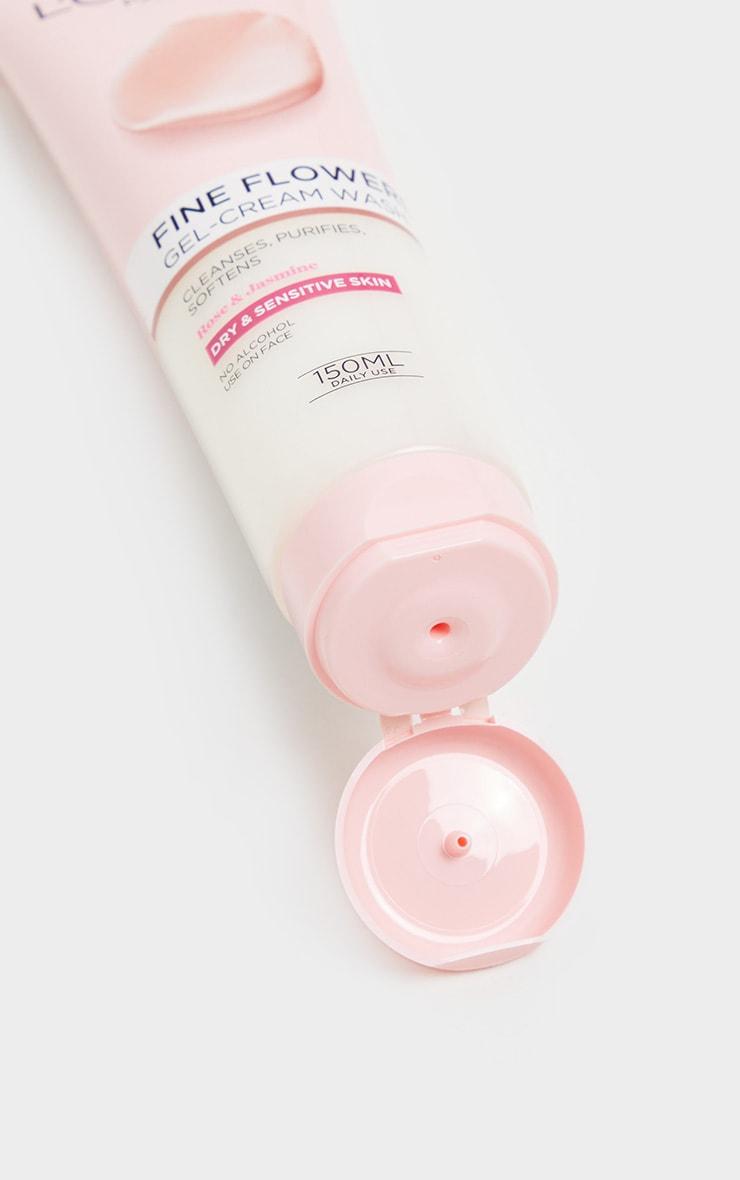 L'Oréal Paris - Nettoyant crème Fine Flowers - 150 ml 3