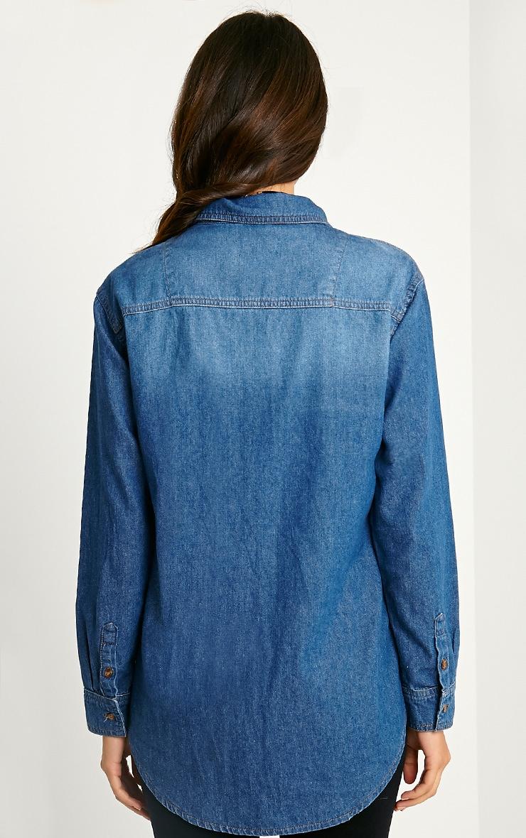 Loida Denim shirt 2