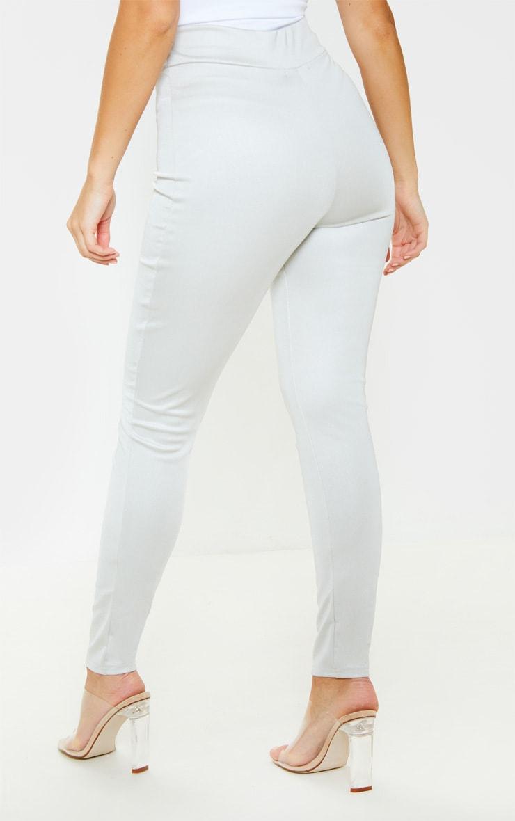 Grey Body Shaping High Waist Legging 3