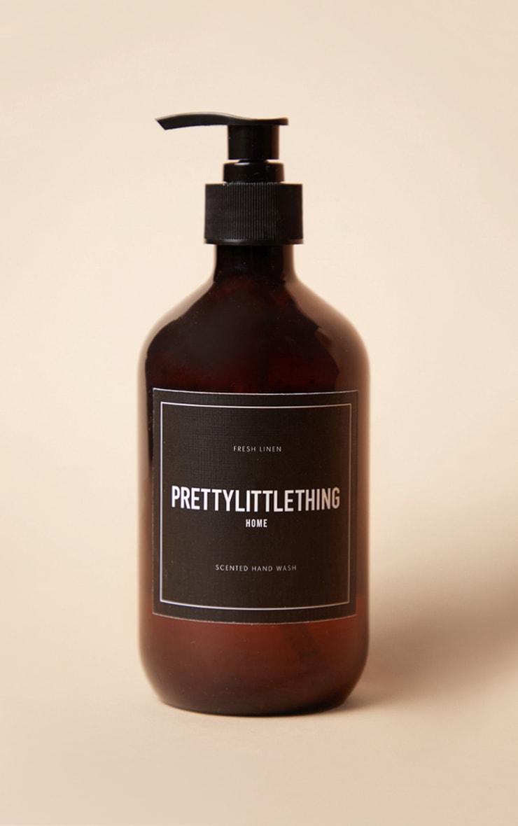PRETTYLITTLETHING Home - Savon pour les mains parfum draps frais 1