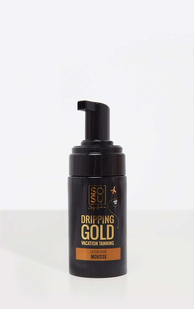 SOSUBYSJ Dripping Gold Travel Size Mousse Medium 3