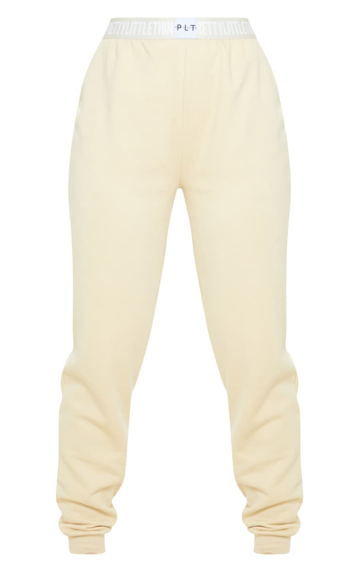 PRETTYLITTLETHING Fawn Lounge Jogger 3