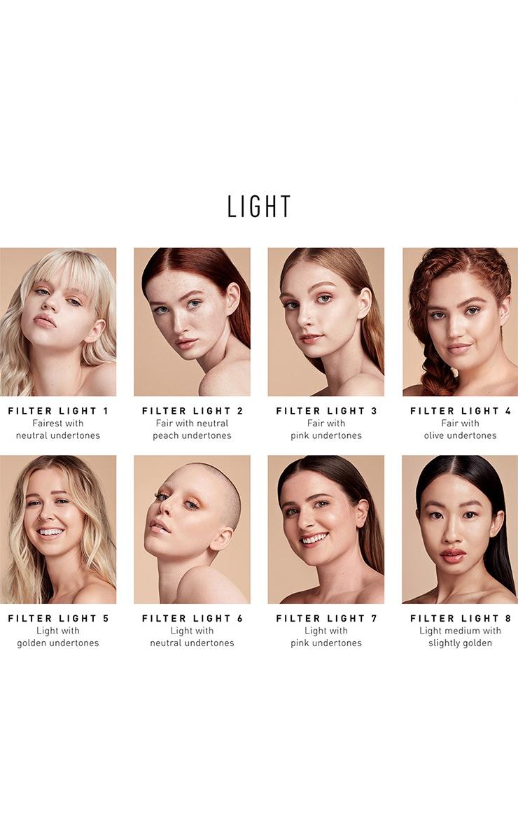 Morphe Filter Effect Soft Foundation Light 3 5