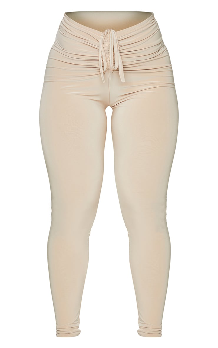 Shape Stone Slinky Ruched Front Leggings 5