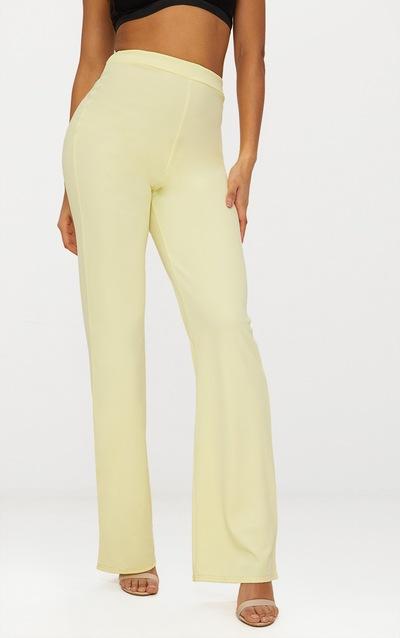 Lemon Straight Leg Trouser