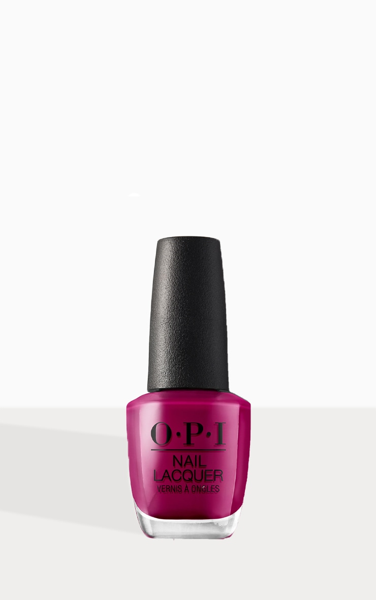 OPI Classic Nail Lacquer Spare Me A French Quarter 1