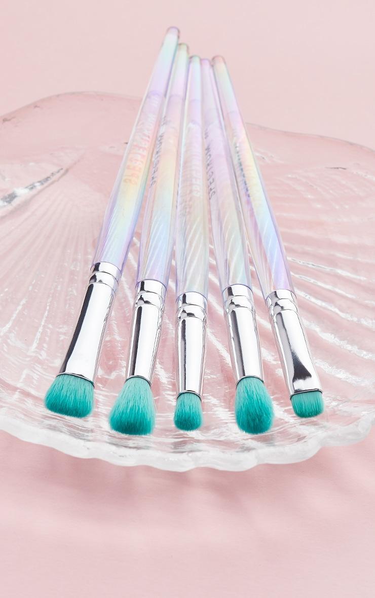 Spectrum Oceana 5 Piece Eye Brush Set 4