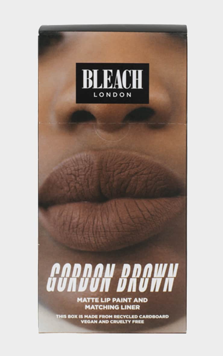 Bleach London - Kit lèvres Gordon Brown 2