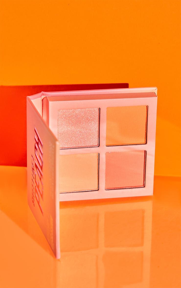 Makeup Obsession Blush Crush Palette Sweet as a Peach 3