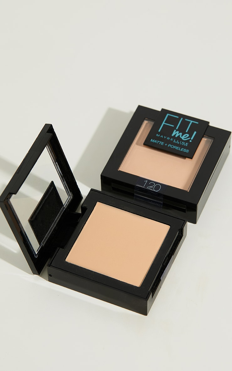 Maybelline Fit Me Pressed Face Powder 120 Classic Ivory 2