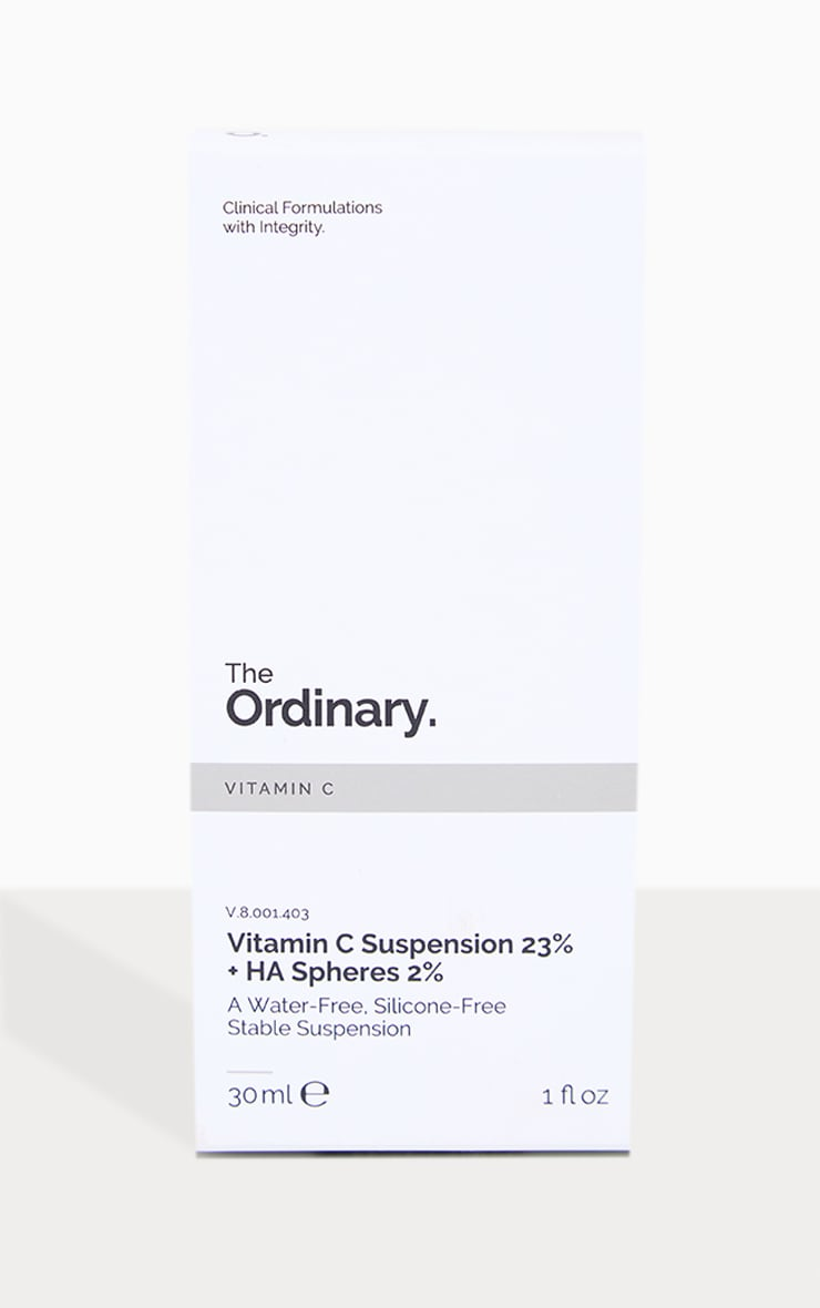 The Ordinary Vitamin C Suspension 23% + HA Spheres 2% 2