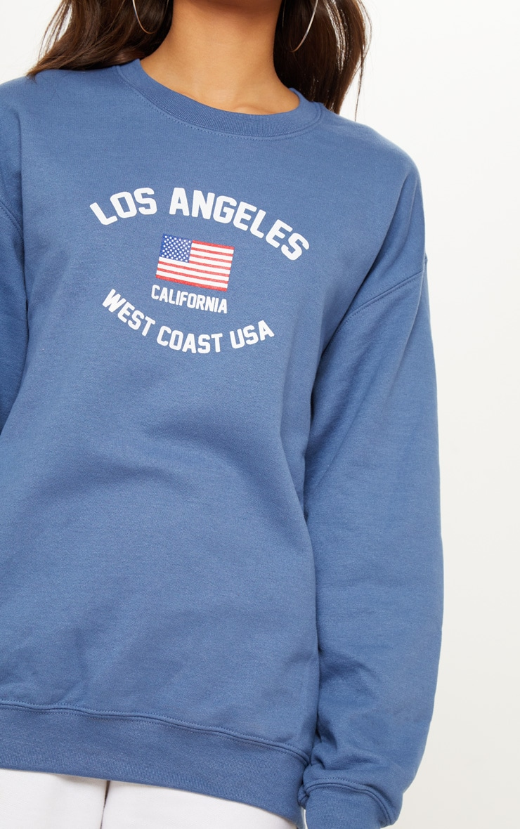 Indigo Blue Los Angeles Sweater 5