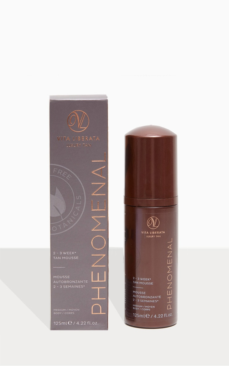 Vita Liberata pHenomenal 2-3 semaines mousse autobronzante- Medium 1