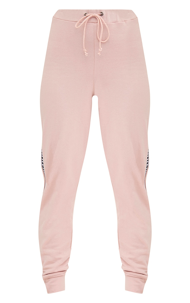 PRETTYLITTLETHING Petite Rose Joggers 3