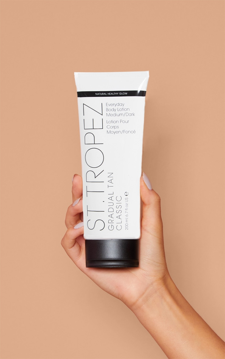 St. Tropez Gradual Tan Body Lotion Medium/Dark 3