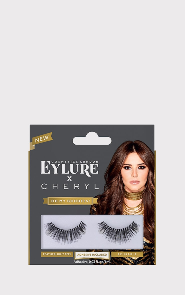 Eylure Cheryl Oh My Goddess Evening Lash 1