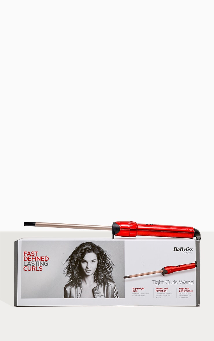 BaByliss Tight Curls Hair Wand 2