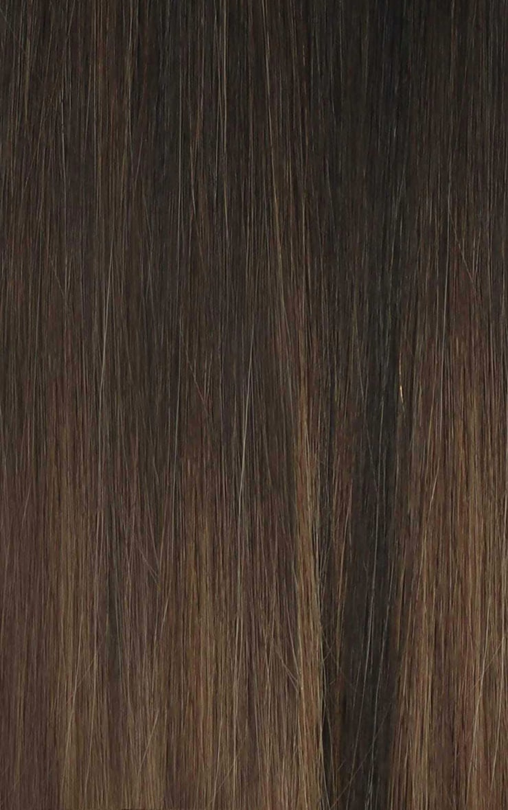 Beauty Works Double Hair Set Weft 18 Inch Brond'mbre 50 Grams 2