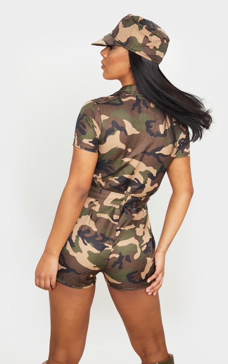 Premium Sexy Army Girl 2