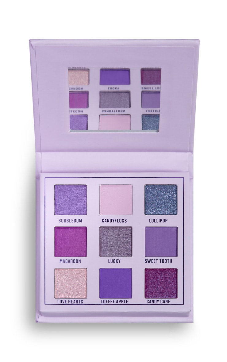 Makeup Obsession Sweet Like Candy Shadow Palette 2
