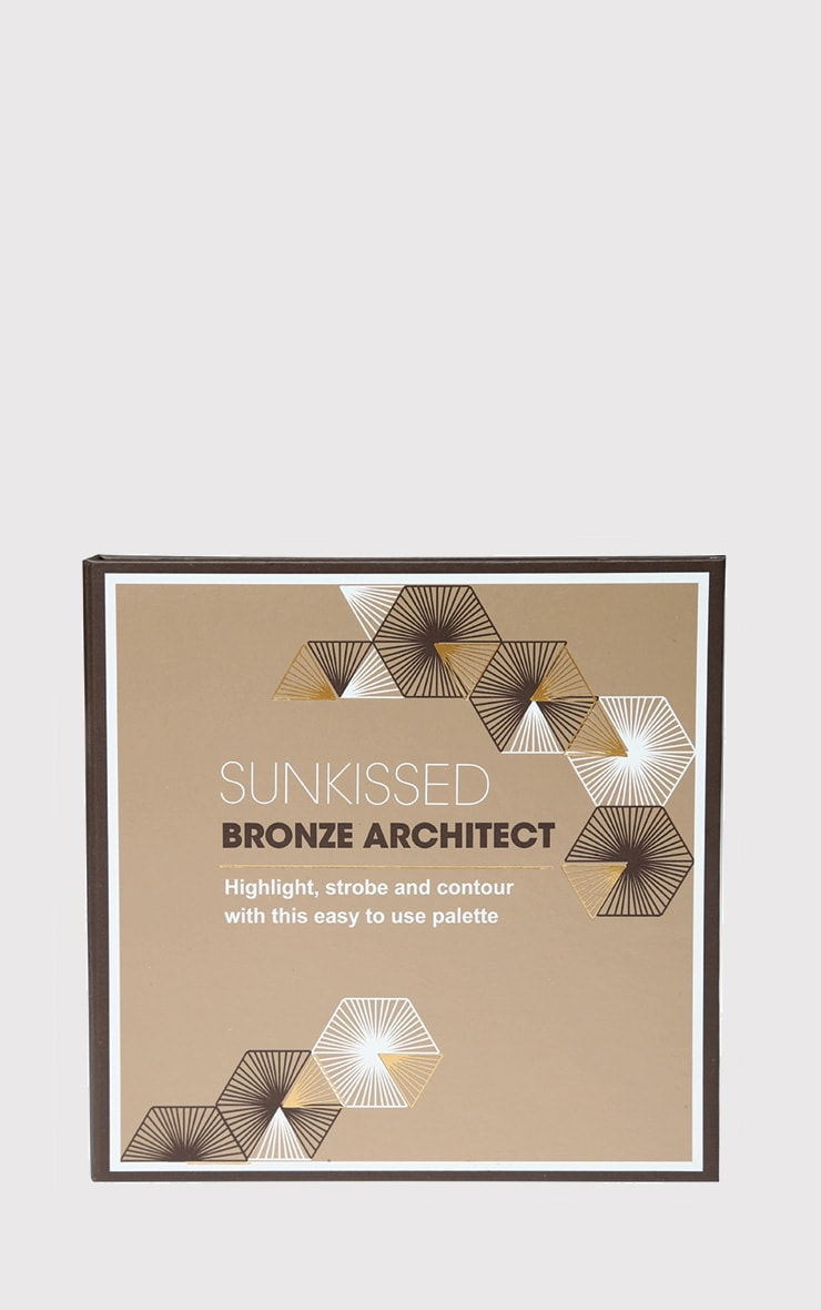 Sunkissed Bronze Architect Palette 2