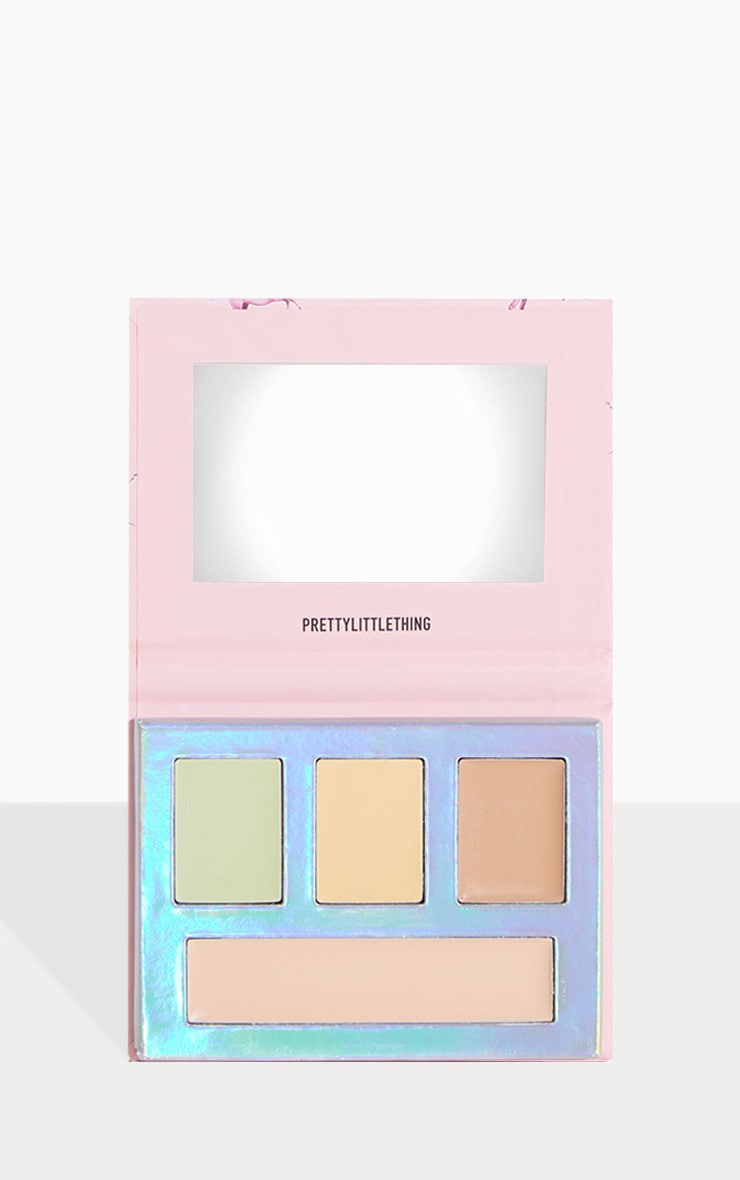 PRETTYLITTLETHING Fake Perfection Concealer Palette  3