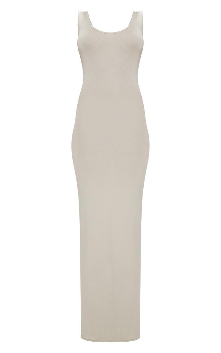 Stone Basic Maxi Dress 3