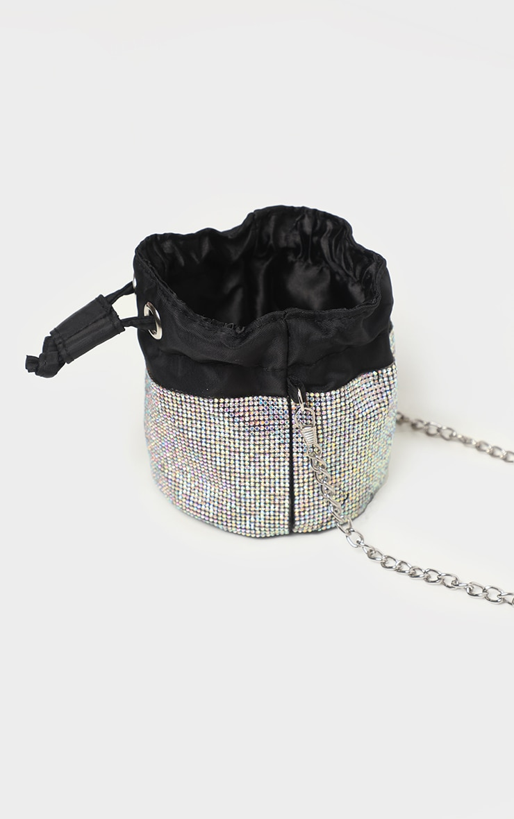 Diamante Mini Duffle Bag 3