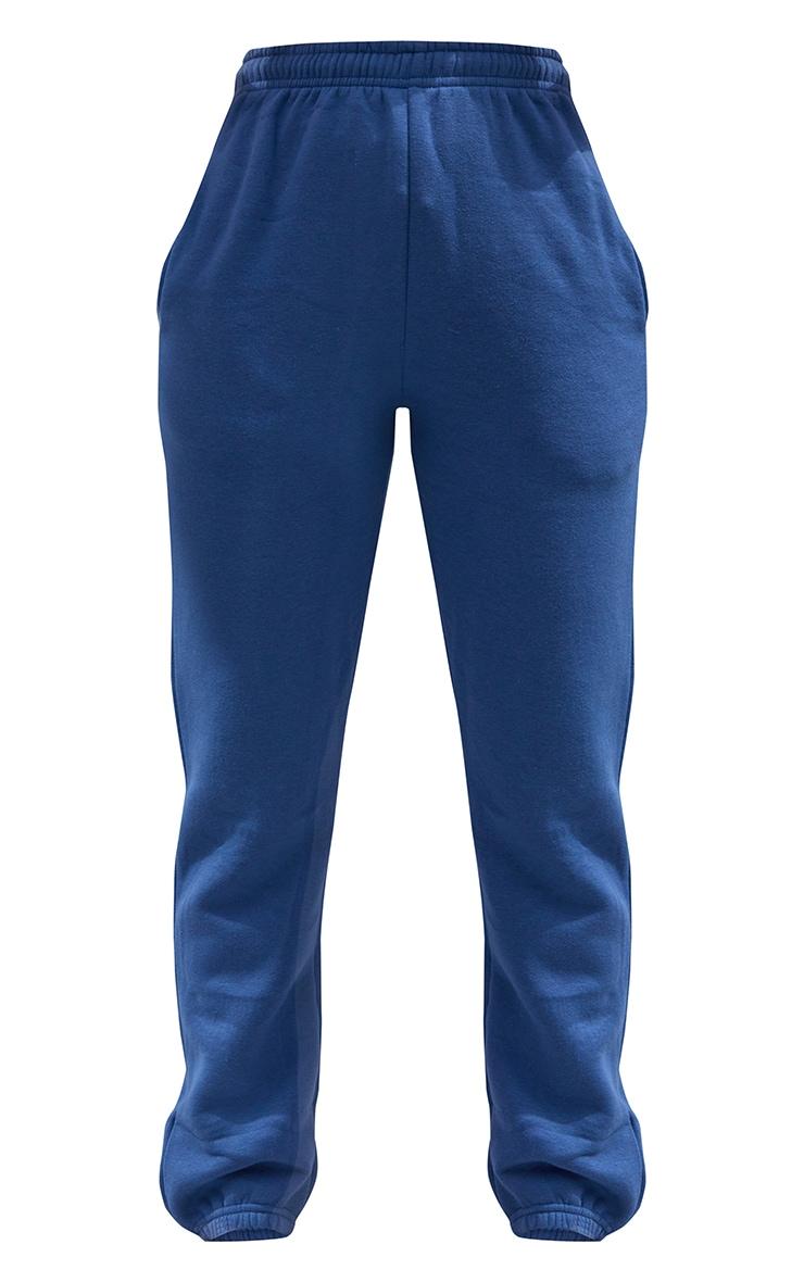Jogging sweat bleu cendré 5