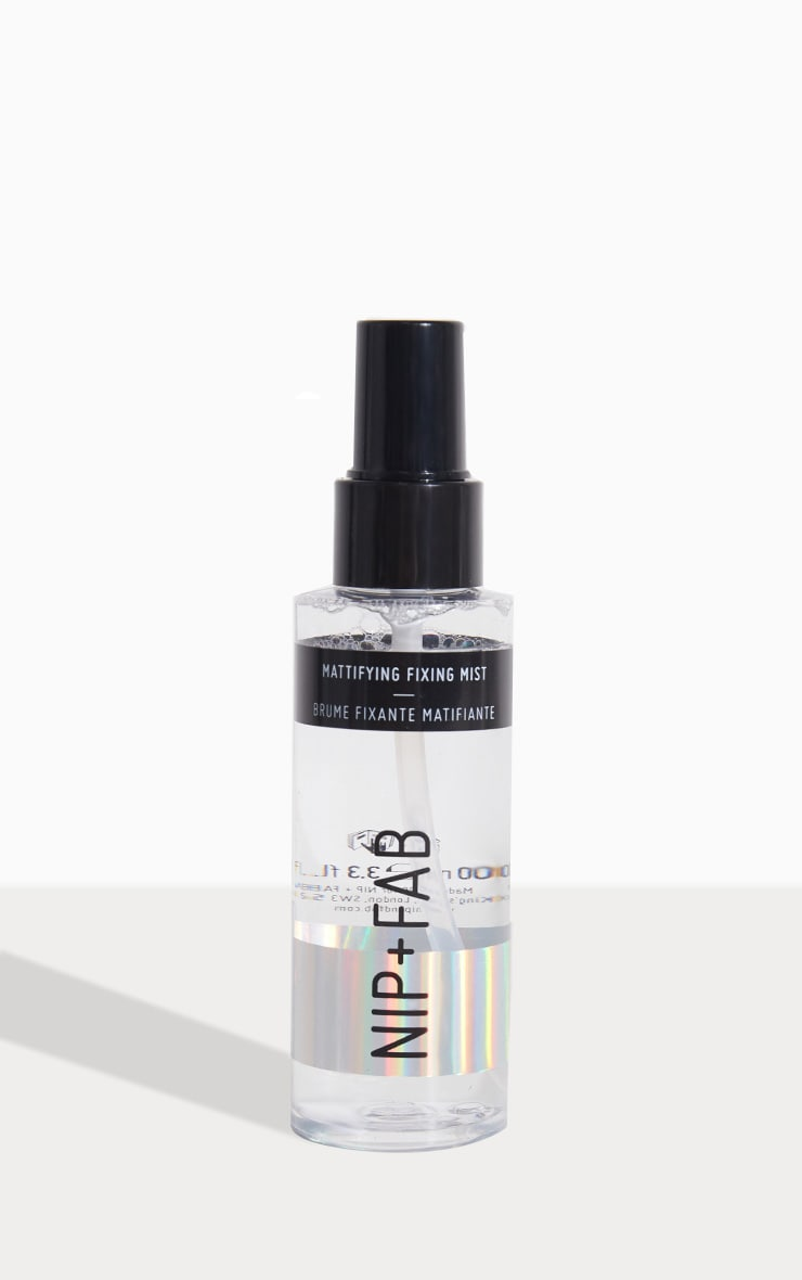 NIP&FAB Make Up Mattifying Fixing Mist