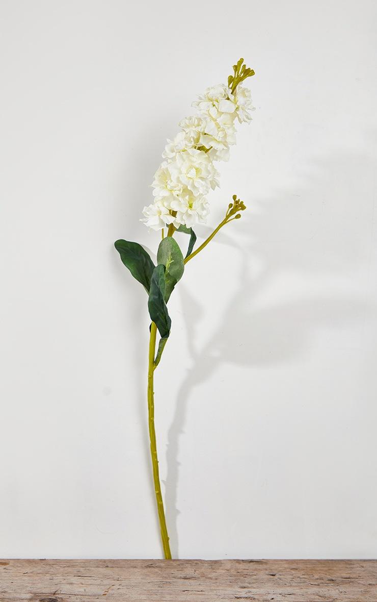 Artificial Flower Single Delphinium 4