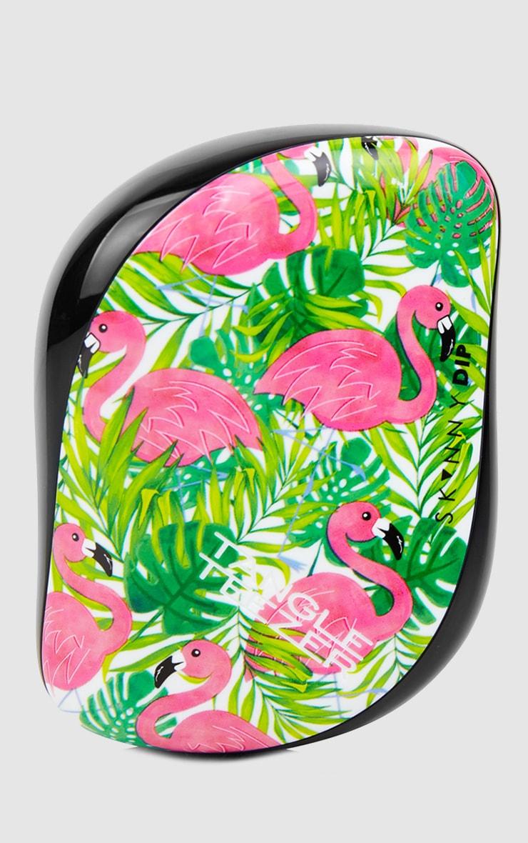 Skinnydip Limited Edition Pink Flamingo Tangle Teezer 1