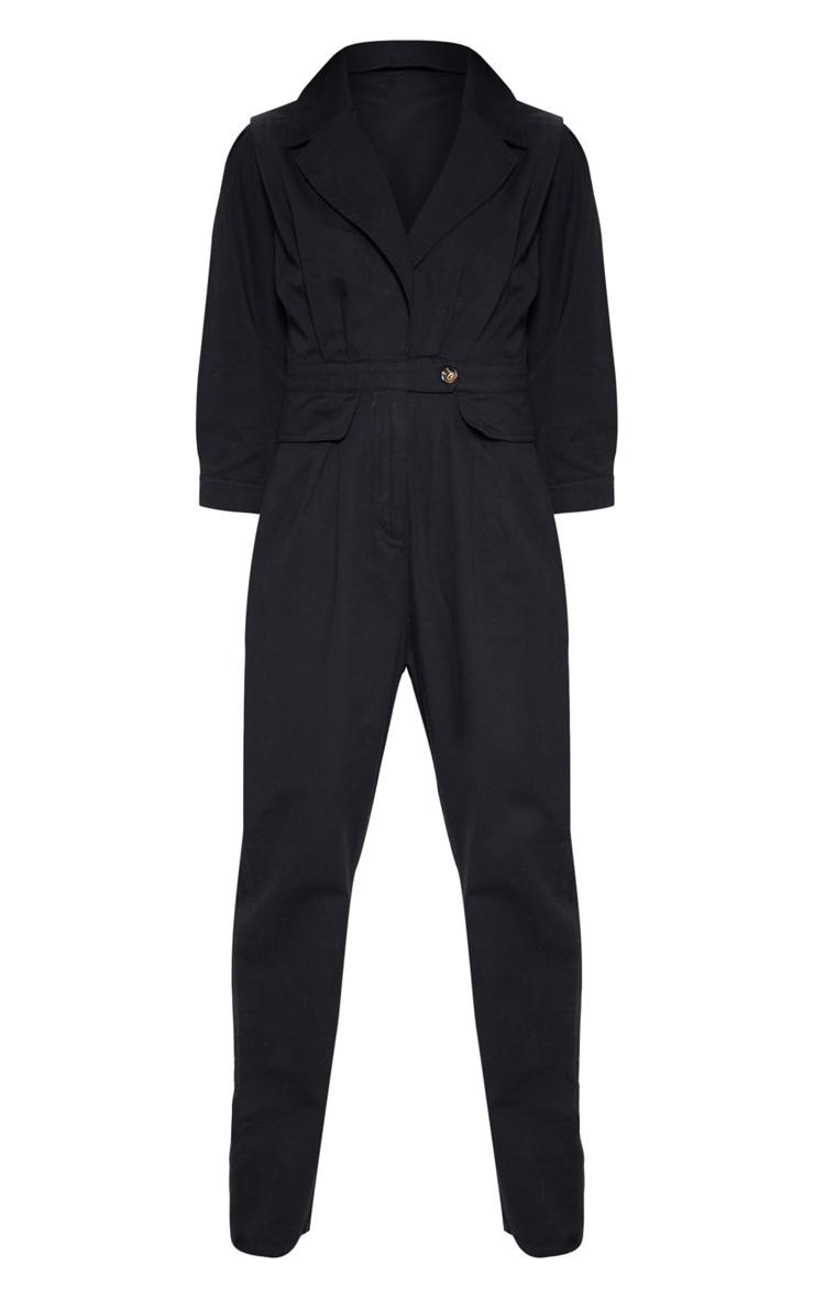 Black Utility Boilersuit 3