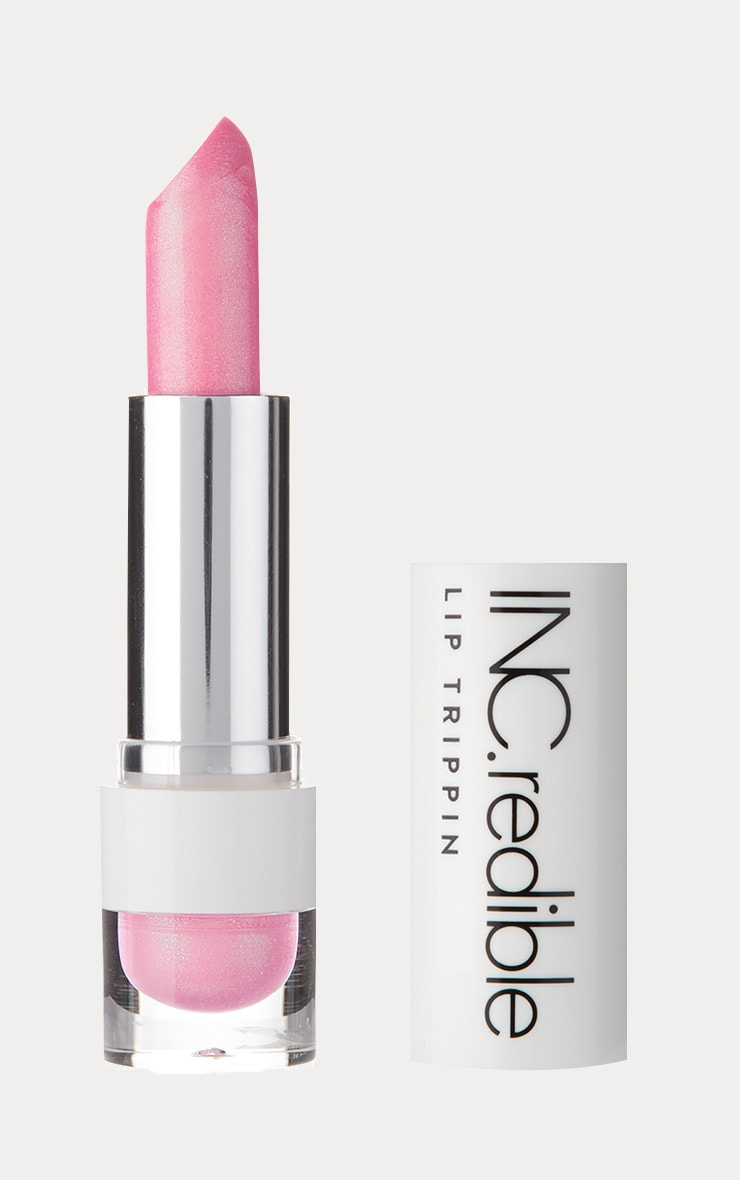 INCredible Pink Strobe lipstick 1