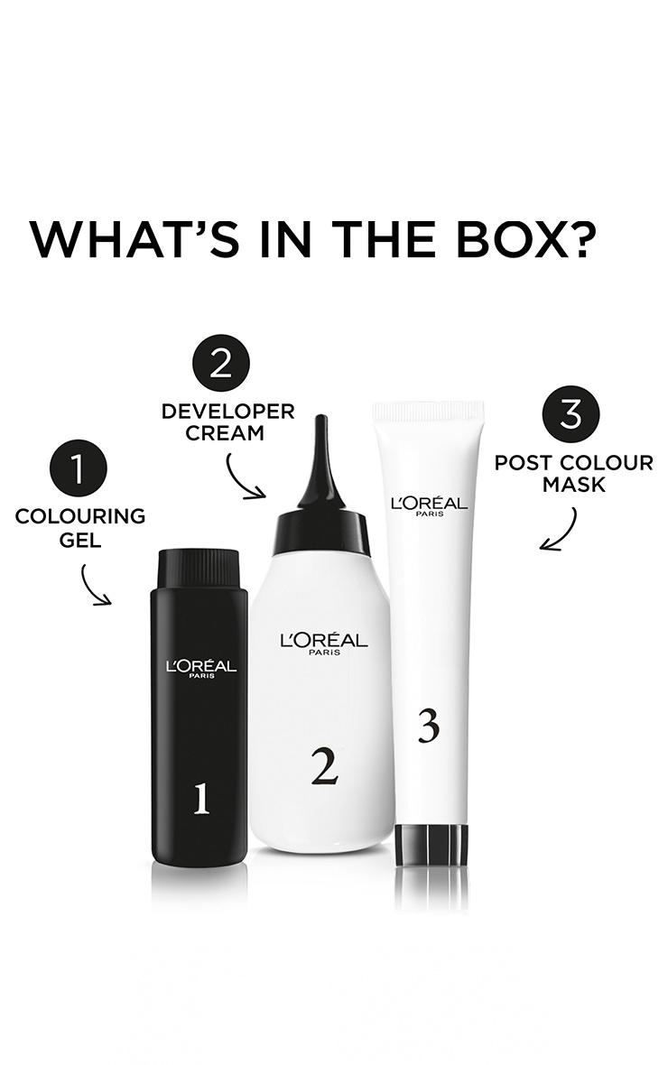 L'Oreal Colorista Deep Black Hair Dye Long-Lasting Permenant Hair Colour 2