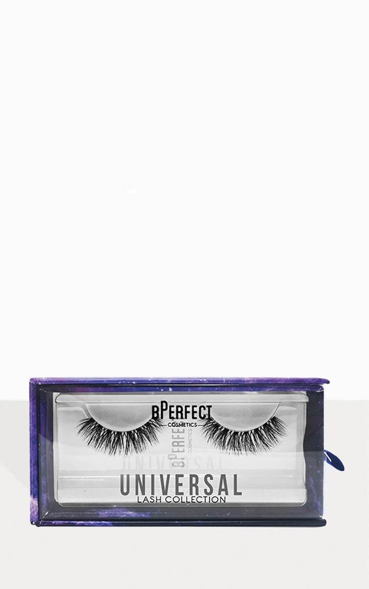 BPerfect Cosmetics Universal Lash Collection Focus 1