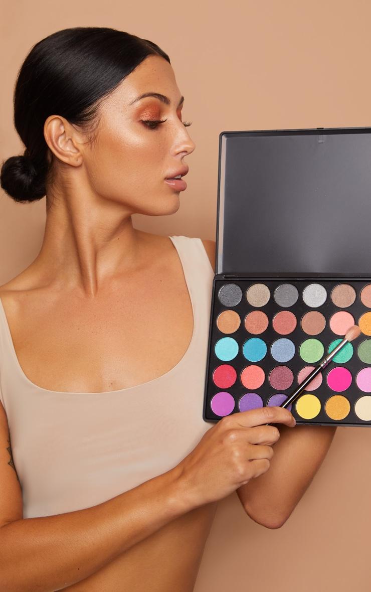 Kandi Cosmetics Rainbow Palette 4