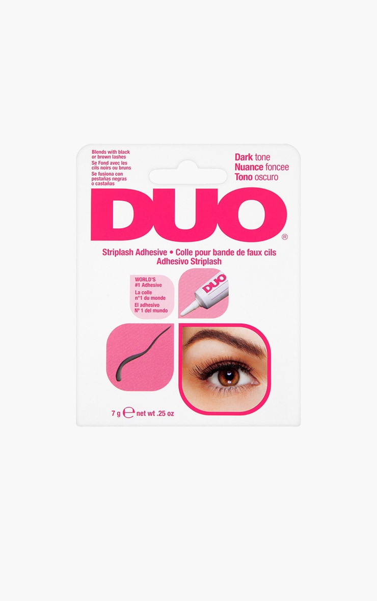 Duo False Eyelash Glue - Dark