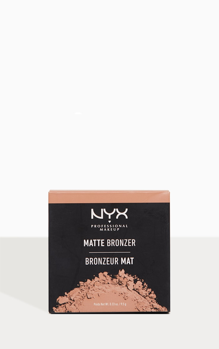 NYX PMU  – Bronzeur Mat -Medium 4