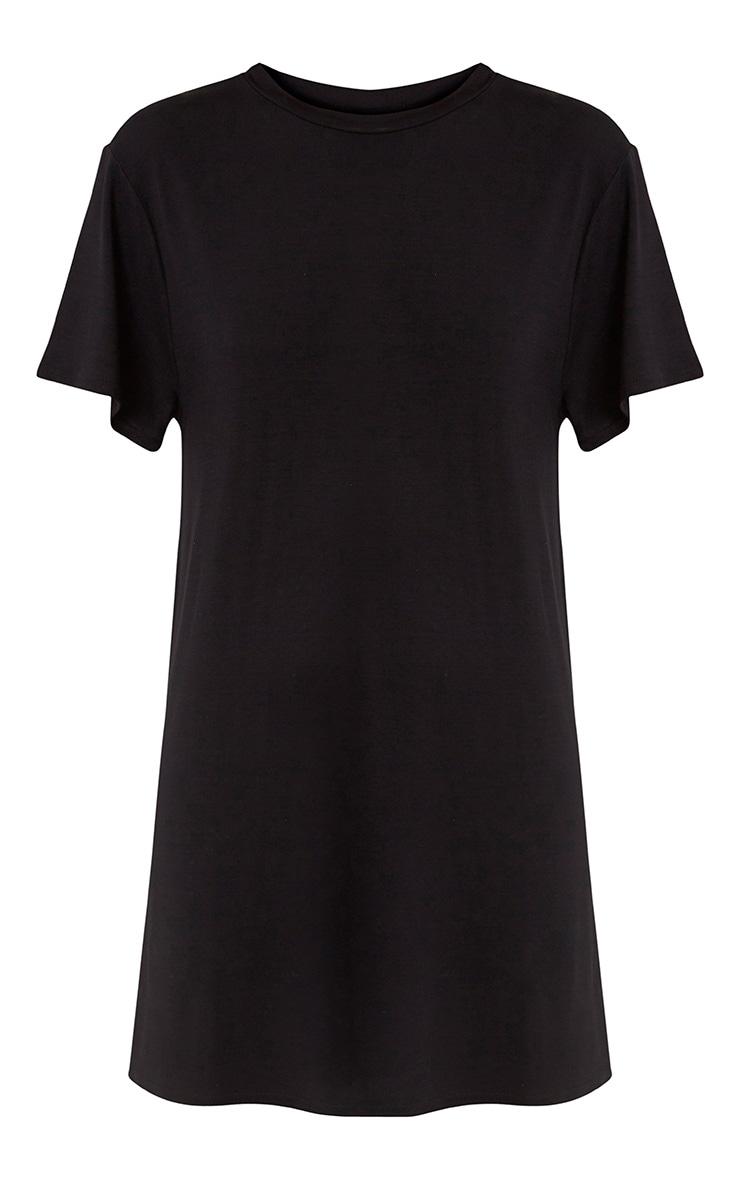 California Gothic Print T-Shirt Dress 3