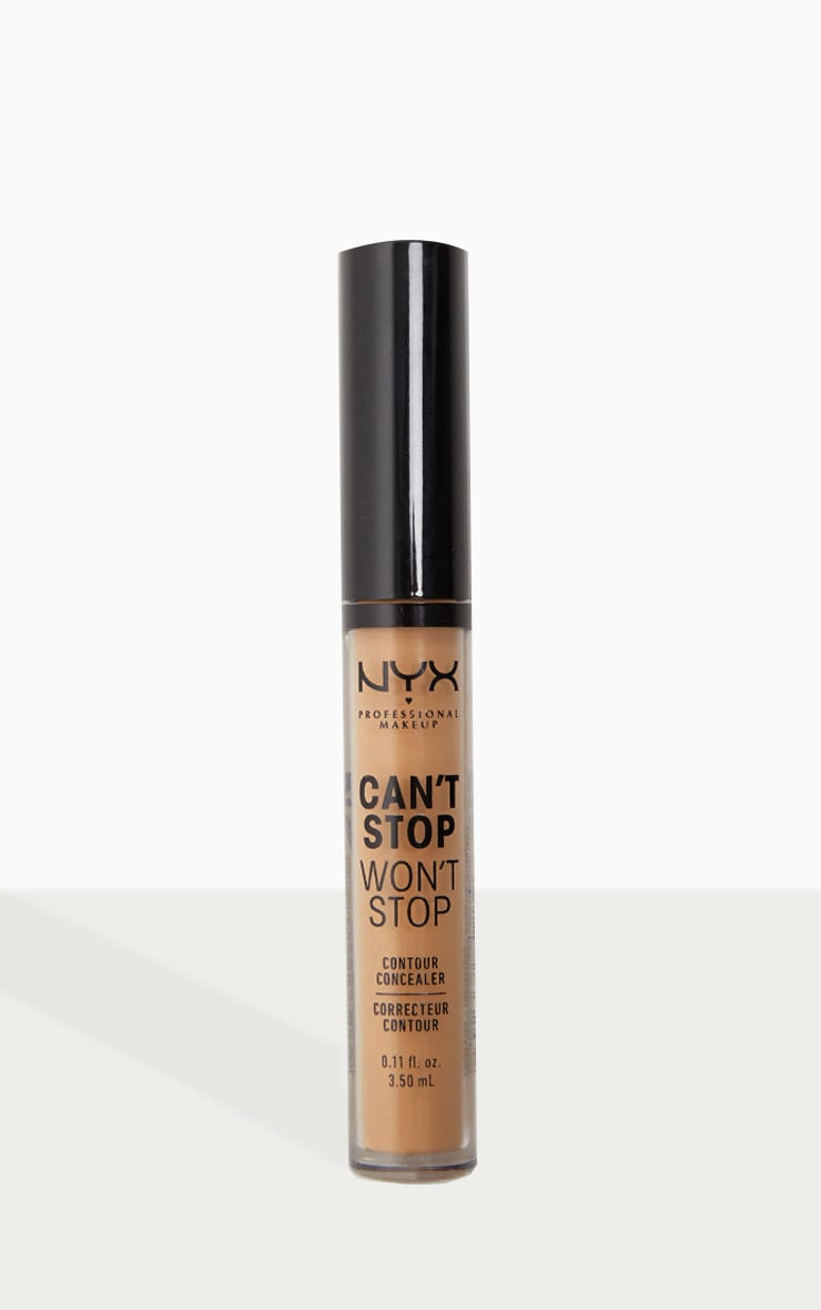 NYX Professional Makeup Can't Stop Won't Stop Contour Concealer Neutral Buff 1