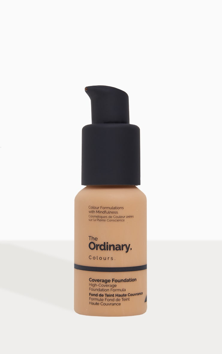 The Ordinary Coverage Foundation 3.0Y Medium Dark 1