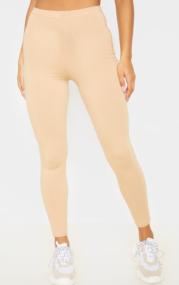Biscuit High Waisted Cotton Stretch Legging 2