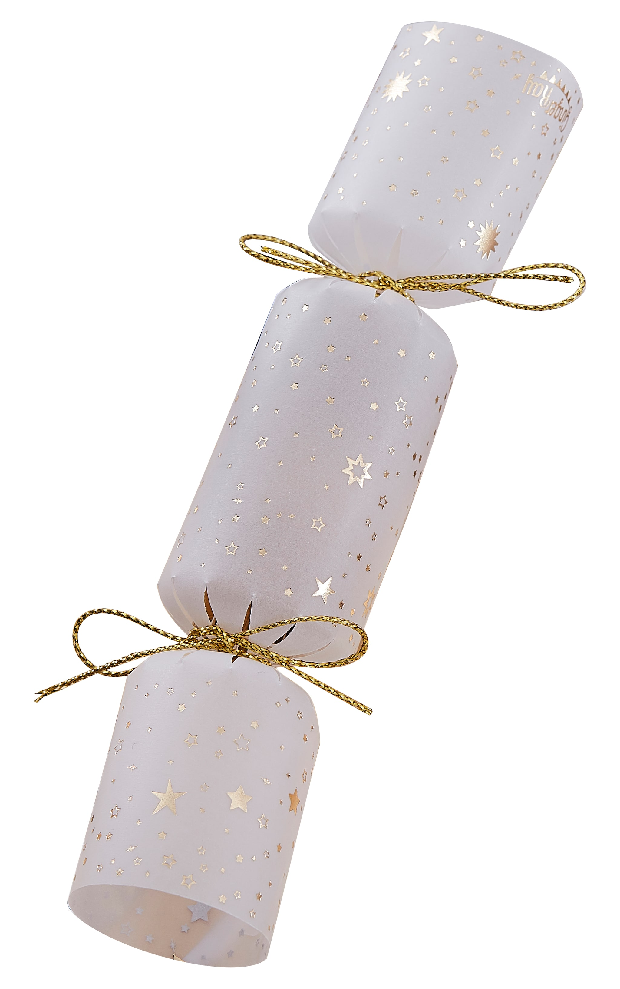 Ginger Ray Crackers Confetti Filled Gold 3