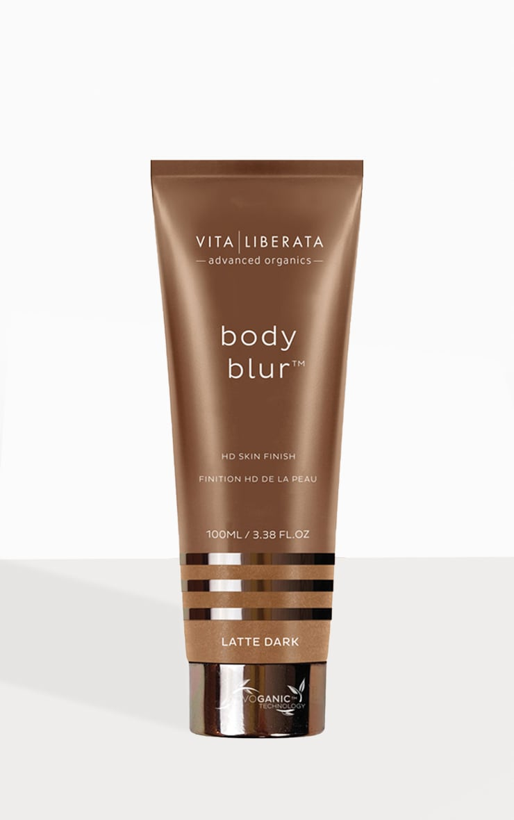 Vita Liberata Body Blur Instant HD Skin Finish Latte Dark 100ml 1