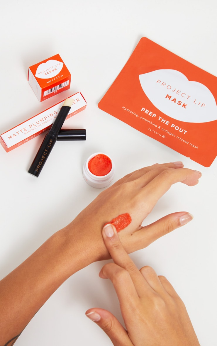 Project Lip Plumping Kit by Prettylittlething
